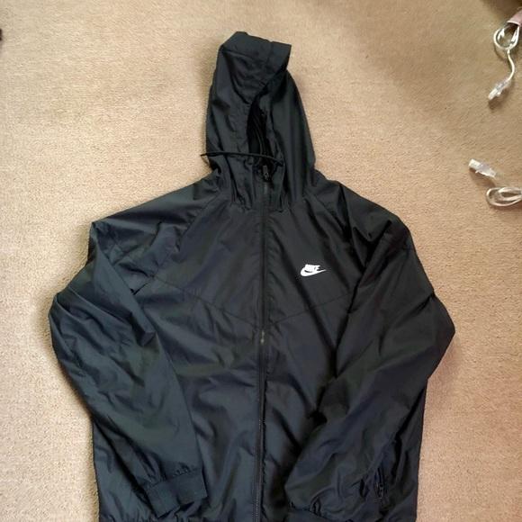 Women's Nike light weight jacket